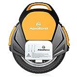 Monorover R1 132Wh Ruota Single Self Bilanciamento Monociclo Elettrico Del Motorino Con Caricatore Ue (Arancione)