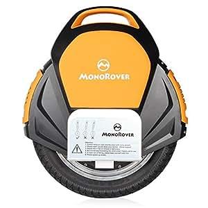 MonoRover R1 Léger scooter electrique auto equilibrage monocycle avec une roue Orange