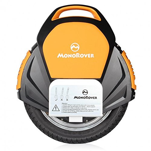 MonoRover R1 Sola Rueda Auto Equilibrio Monociclo Scooter eléctrico Single Wheel Self...