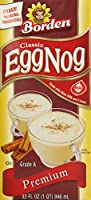 Borden Egg Nog 32 oz