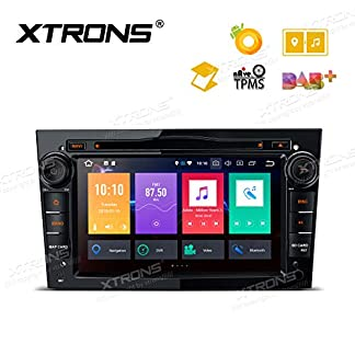 XTRONS-7-Autostereo-Auto-Touch-Screen-Autoradio-Auto-DVD-Player-mit-Android-80-Octa-Core-Auto-Autostereo-untersttzt-3G-4G-Bluetooth-4GB-RAM-32GB-ROM-DAB-OBD2-TPMS-FR-OpelVauxhall