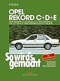 So wird's gemacht, Bd.42, Opel Rekord C/D/E