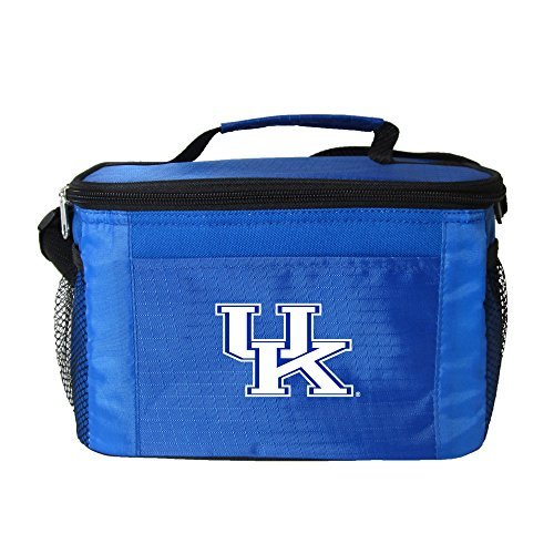 ncaa-kentucky-wildcats-insulated-lunch-cooler-bag-with-zipper-closure-royal-by-kolder