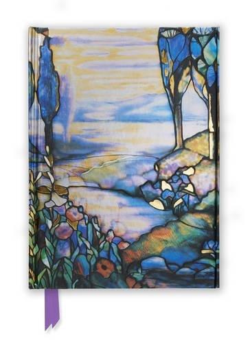 Tiffany, Cypress & Lillies (Flame Tree Notebooks)