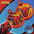 Spiderman Wandlampe-Nachtlicht - Lampe - Kinderlampe