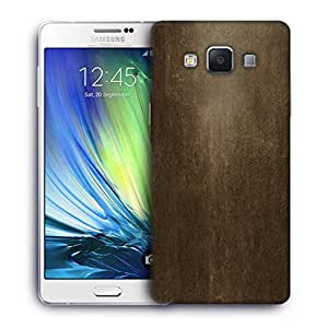 Snoogg Concrete Texture Abstract Printed Protective Phone Back Case Cover For Samsung Galaxy A7