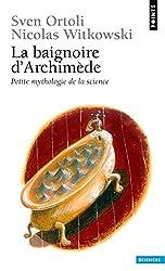 La baignoire d'Archimède