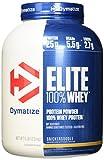Elite 100% Whey Protein es una proteína de suero de rápida absorción, formulado para ayudar a construir el músculo y recuperarse rápidamente. Cada cucharada de Elite 100% Whey Protein contiene 25 gramos de proteína de suero de alta calidad a ...