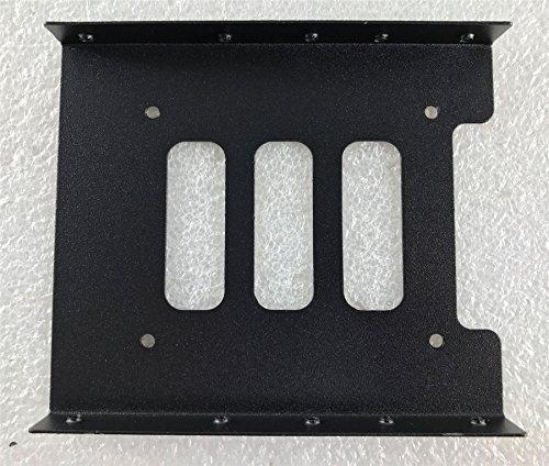 Apple iMac Festplatte SSD Metall Klammer Halter Rahmen Motoranbau Tablett Adapter spät 2009 Festplatte Solid