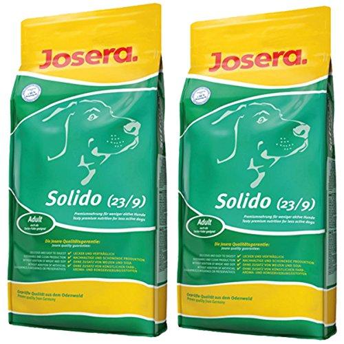 2 x 15 kg Josera Solido