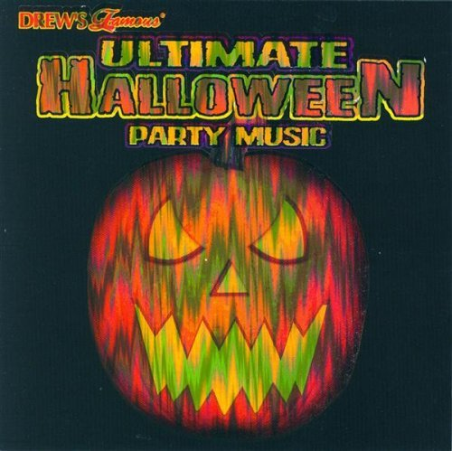 Ultimate Halloween Party Music by The Hit Crew (2002-08-20)