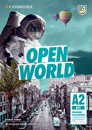 Open World Key Workbook with Answers with Audio download English for Spanish Speakers