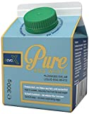 NOVOX Pure Egg White Liquid - Flüßiges Reines Eiklar Protein, Laktosefrei, Glutenfrei, Fettfrei, Zuckerfrei, 12x300G