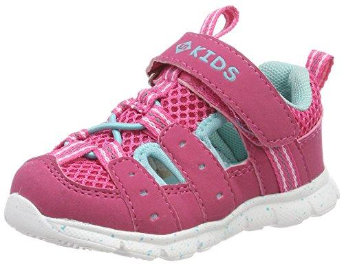 Bruetting Baby Mädchen Timor Vs Sneaker, Pink (Pink/Tuerkis), 22 EU