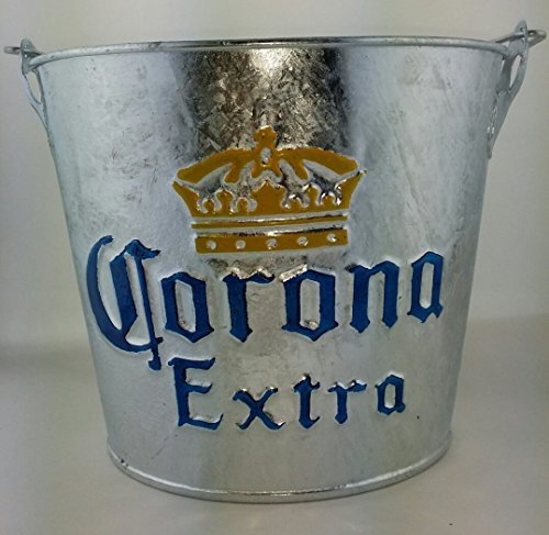 corona-extra-embossed-galvanised-ice-bucket-cubo-by-corona