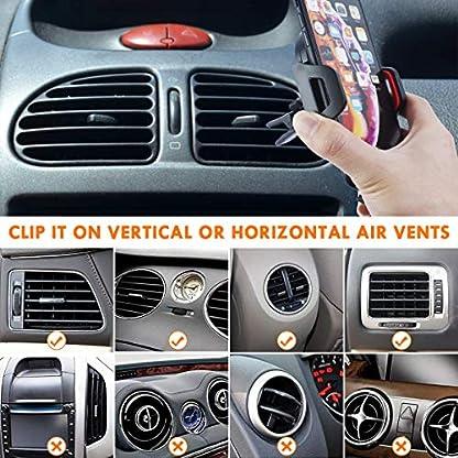 VANZEV-Handyhalter-frs-Auto-3-in-1-Handyhalterung-mit-Lftungs-Saugnapfshalterung-Gummipad-Universal-Smartphone-Handy-Halter-fr-iPhone-Samsung-Galaxy-Huawei-Xiaomi-Navigation-Devices-und-andere
