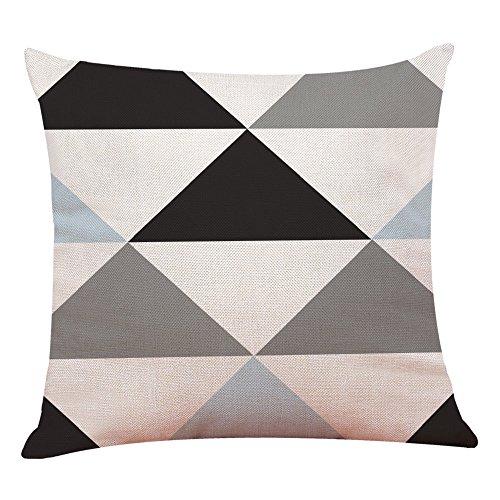 e, einfache geometrische Dekoration, 45,7 x 45,7 cm, e, 45 * 45cm ()