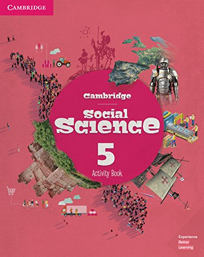 Cambridge Social Science Level 5 Activity Book (Social Science Primary) por Hamish Binns