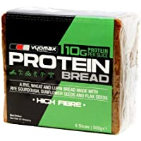 Vyomax Nutrition 500g Protein Bread - Pack of 9 Slices
