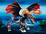 PLAYMOBIL 5482 - Riesen-Kampfdrache mit Feuer-LEDs -