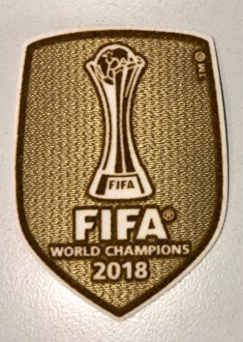 A Club World Cup Champions Patch 2018 Real Madrid ()