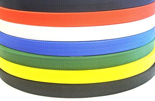 Polypropylene Webbing in metres 25mm – 1″ in Colours
