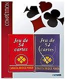 Grimaud 2 jeux de 54 cartes - Jeu de cartes