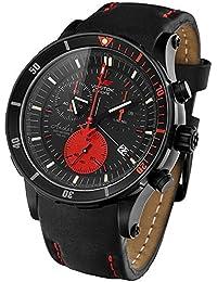 Vostok Europe Anchar Herren Uhren CHRONO 6S30/5104244