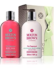 Molton Brown Gel Douche Pepperpod Rose Et Lotion Cadeau