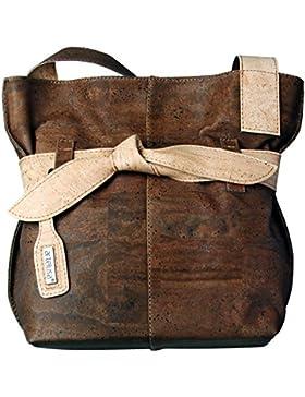 Damenhandtasche aus Kork, Beuteltasche, Korktasche