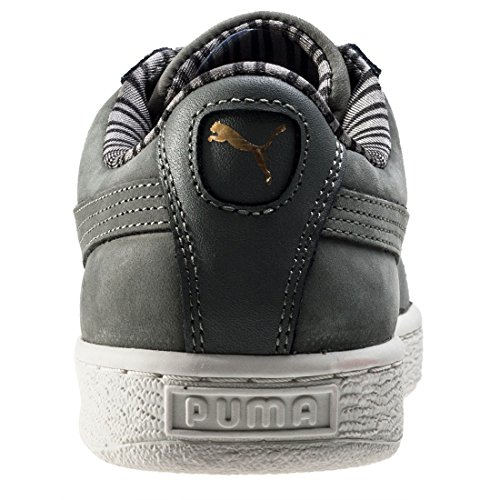 Puma Classic, Baskets Basses Homme Grey