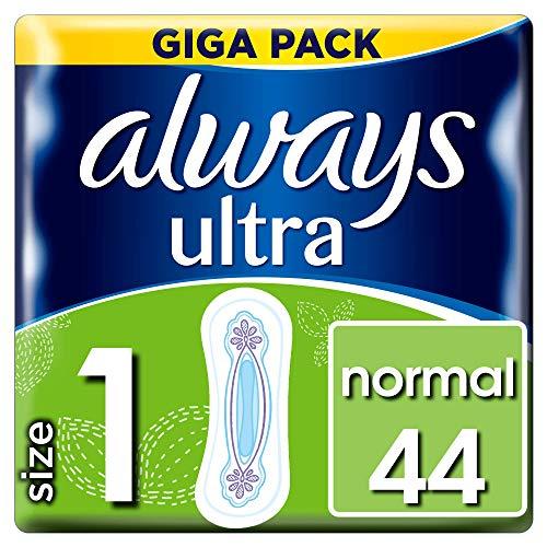 Always Ultra Normal Binden (Größe1) 44Stück