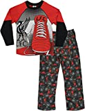 Liverpool FC Boys Liverpool Football Club Pyjamas Ages 6 to 12 Years