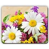Um die Hohe Qualität Yanteng mousepad, Daisy alfalfa - vasen, die Spiel - Büro - mousepad