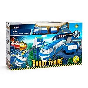 Robot Train Megaplayset Estación de Key (BIZAK 62000170)