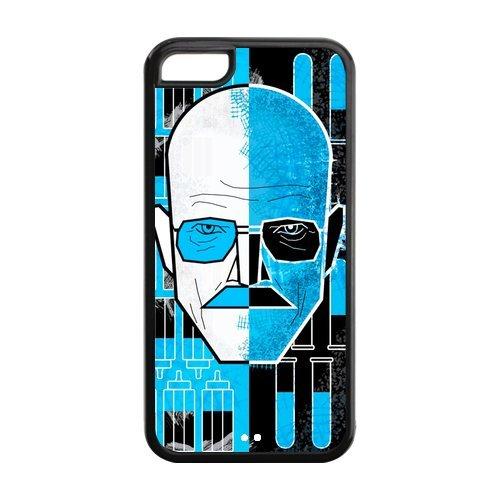 Breaking Bad Design Coque de protection durable TPU pour Apple iPhone 5C Case Etui