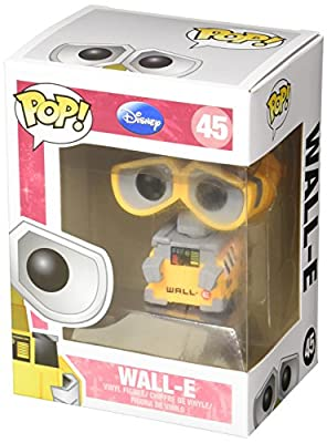 Funko - POP Disney Series 4 - Wall E