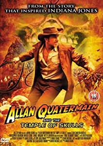 Allan Quatermain And The Temple Of Skulls [2008] [UK Import]