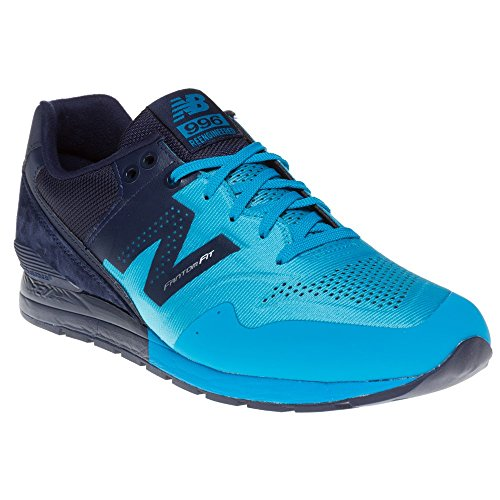 New Balance 996 Re-Engineered Herren Sneaker Blau Blau