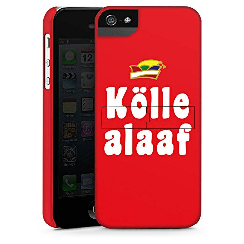 Apple iPhone X Silikon Hülle Case Schutzhülle Köln Karneval Fasching Premium Case StandUp