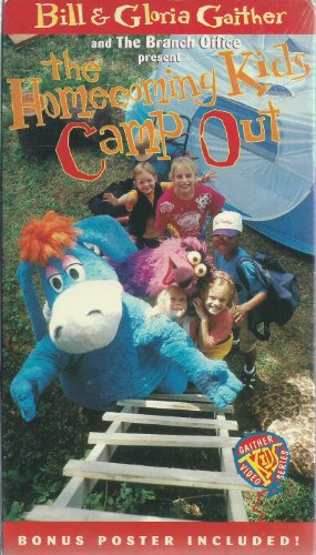 Preisvergleich Produktbild Homecoming Kids Camp Out with Poster [VHS] [Import USA]