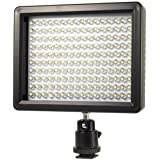 Lampe à 160 LED appareil photo reflex numérique caméscope éclairage vidéo pour Canon Nikon + Filtre LF182