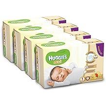 Huggies Bebè, Taglia 1 (2-5 kg) - 4 confezioni da 28 [112 Pannolini]