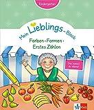 Klett Mein Lieblings-Block Farben, Formen, Erstes Zählen. Kindergarten ab 3 Jahren. Das kannst du alleine!