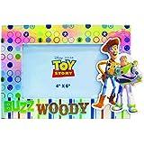 "Disney/Pixar Toy Story 4"" x 6"" Picture Frame: ""Buzz & Woody"""