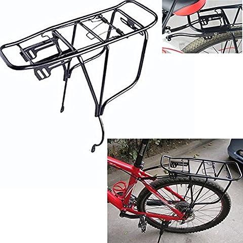 Inovey Fahrrad-Laufrad-Aluminium-Legierung Hinten Rack