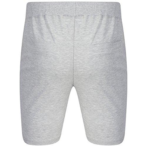 Simon + Simon -  Pantaloncini sportivi  - Uomo Grey Marl