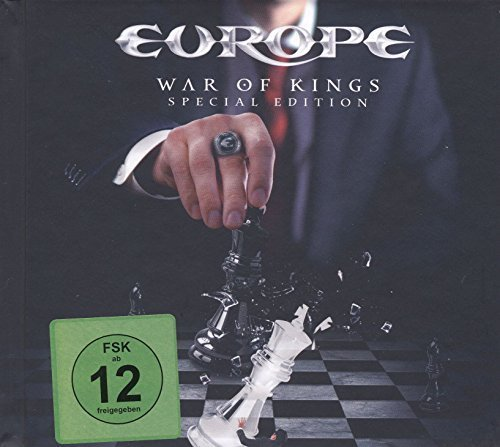 War of Kings -CD+Blry- by Europe