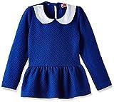 UFO Girls' Shirt (AW15-KF-GKT-002_Royal Blue_4 - 5 years)