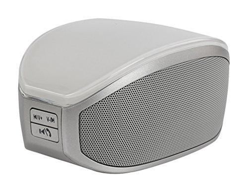 König CSBTSPHF100 tragbarer Bluetooth Lautsprecher mit Mikrofon